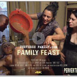 PerverseFamily.Com - Family Feast
