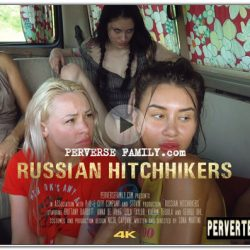 PerverseFamily.Com - Russian Hitchhikers
