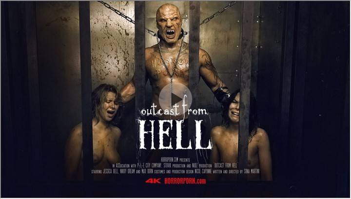 HorrorPorn.com - Outcast From Hell
