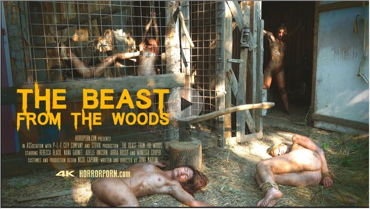 HorrorPorn.com - The Beast From The Woods