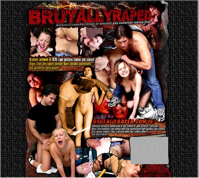 BrutallyRaped.Com