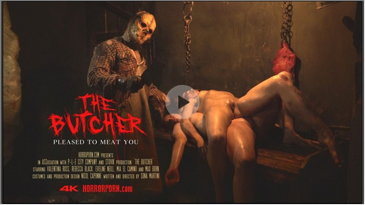 HorrorPorn.com - The Butcher