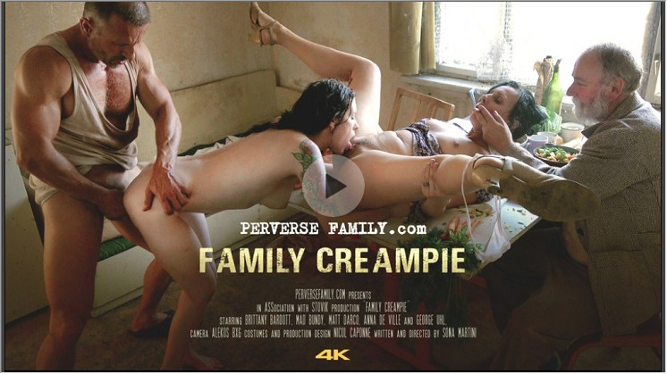 PerverseFamily.com - Family Creampie