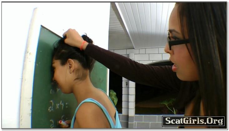 Scat Teacher Real Friends - SG-Video