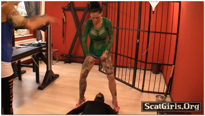 Extreme Scat Domination - Pee, Fisting And Cock Torture