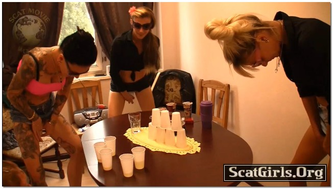 Extreme Scat Domination - Pee Party