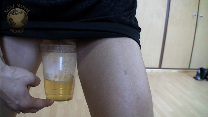 Extreme Scat Domination - Pee, vomit and crap for the toilet