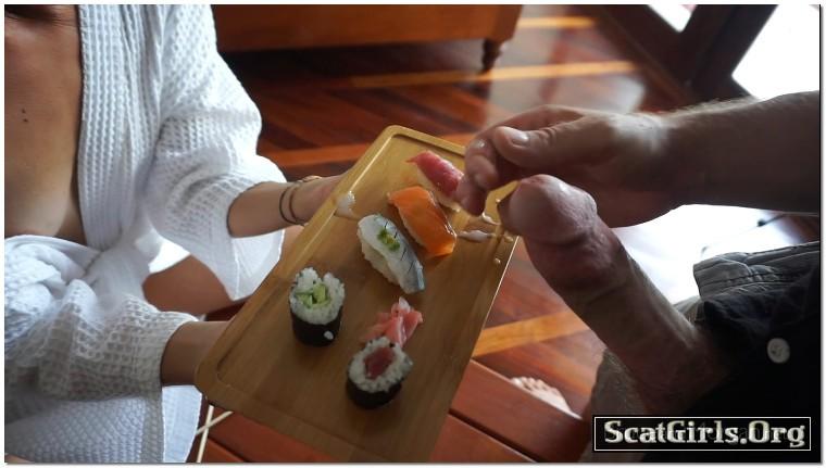 Sushi Delivery - BruceAndMorgan