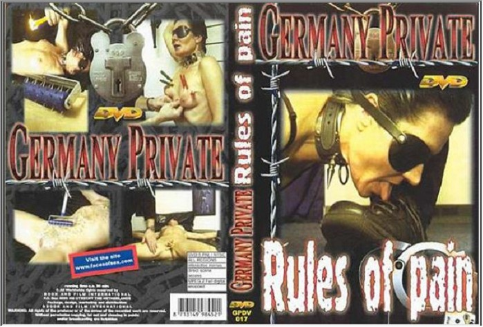 Germany Private - Rules Of Pain